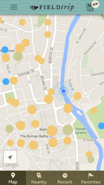 Bath heritage goes Google!