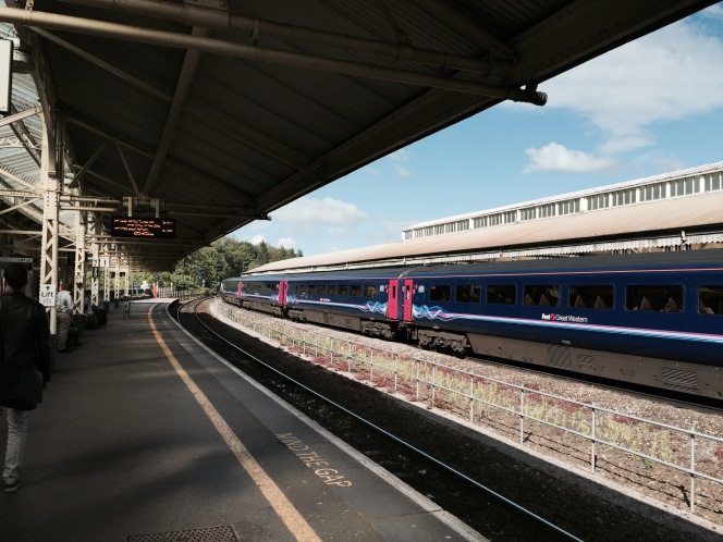 Council aims to keep people moving during rail station closure.