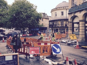 kingsmead sq improvement