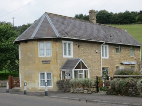 Tollhouse at Lower Swainswick