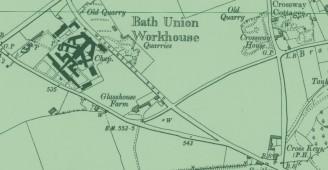 Glasshouse Farm about 1908