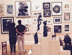 Bath Society of Artists at the Victoria Art Gallery.