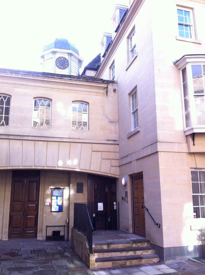 Benedictine Bath