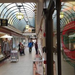 The Corridor in Bath