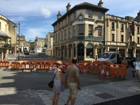 'Improving' things for pedestrians and cyclists?