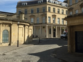 Bath's Spa Quarter