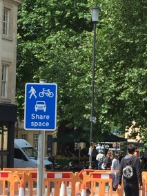 Bath's 'first' shared space area opens in Seven Dials