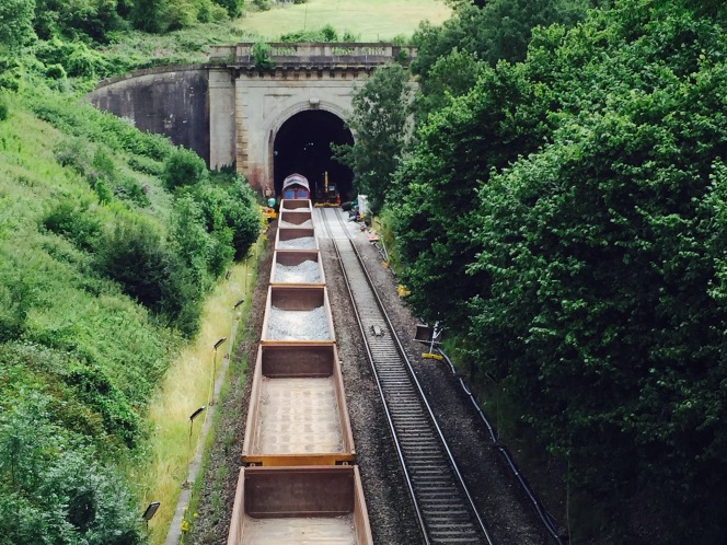 Box Tunnel closed!