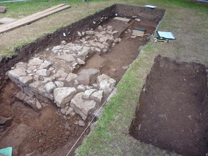 Roman healing centre atKeynsham?