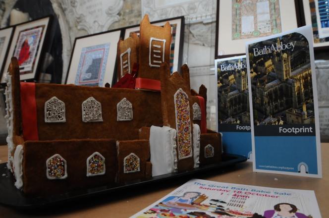 Bath Abbey hosts city's Great BakeSale.