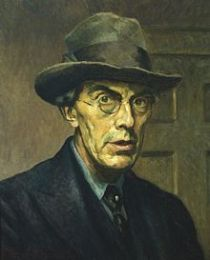 Roger Eliot Fry self-portrait 1928 © Wikipedia