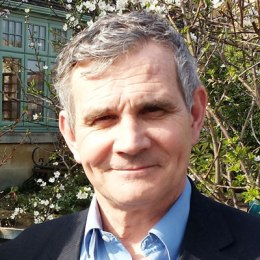 Cllr Bob Goodman - new Chair of the Bath Forum.
