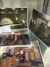 Photographic memories from the Central Library collection.
