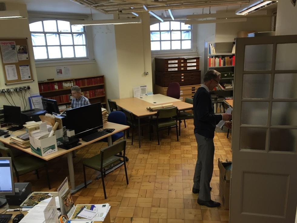Bath Record Office