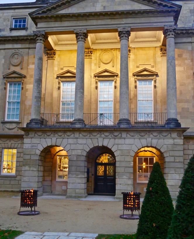 Holburne turns Gold – until Jan 24th!