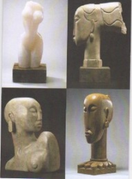 Some examples of Chris Gornall sculpture