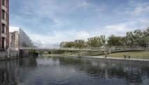 Bath Quays bridgechosen.