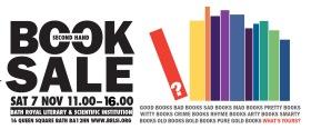 BRSLI booksale banner