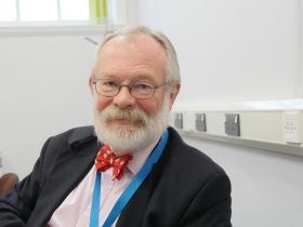 Cllr Anthony Clarke, Cabinet member for Transport.