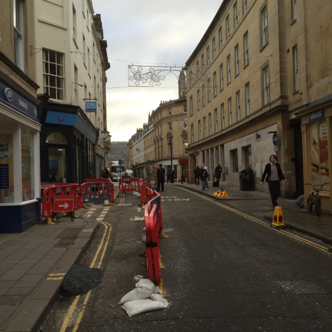 Grubby title for Westgate Street?