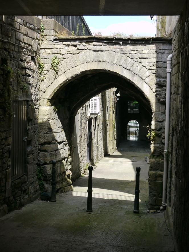 Bath's fallen arches.