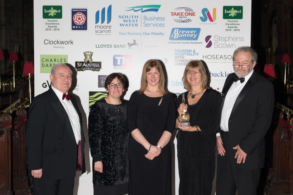 SW tourism awards