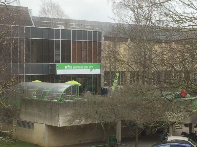 Bath Sports & Leisure Centre transformationdetails