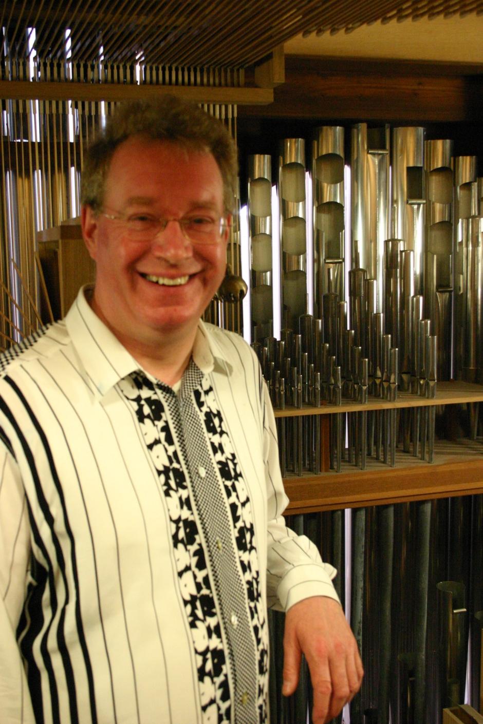 Peter in Organ 1