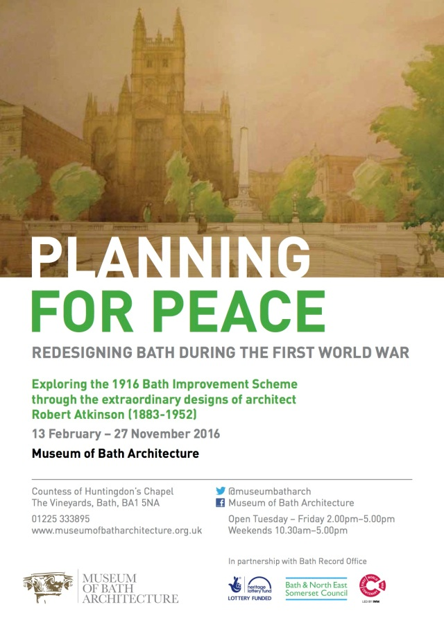 Plan for Peace poster