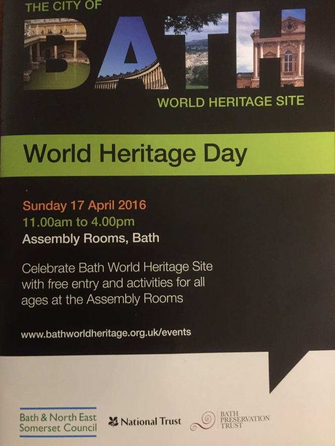 Go Georgian for World Heritage Day