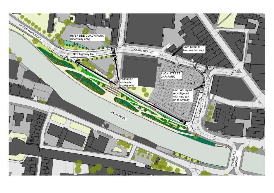BQW Highway plan