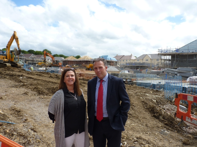 Record-breaking number of new homes built in B&NES
