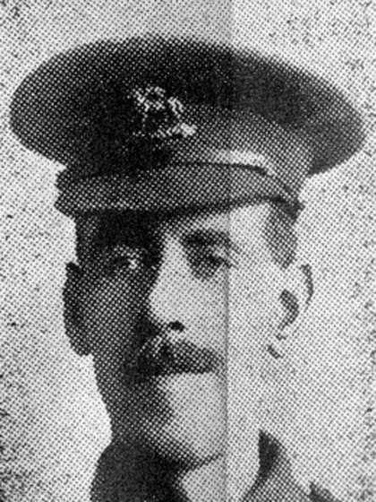 PRIVATE HERBERT HOUGHTON