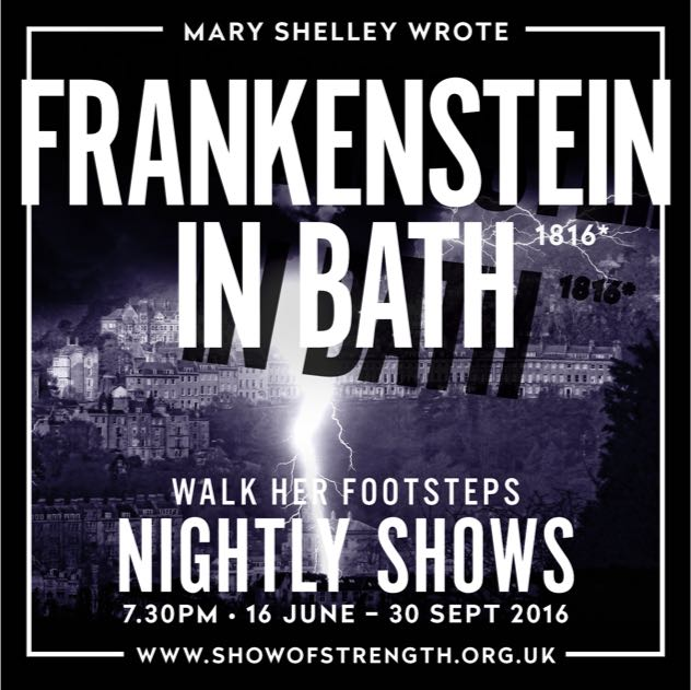 How Frankenstein came to Bath