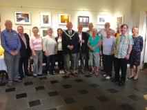 Keynsham Photographic Society exhibition opens inBath