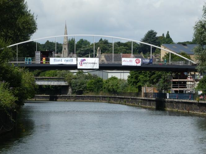 New Destructor bridge now inplace!