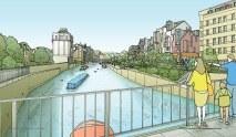 Bath Quays Waterside: Work to create new riverside park nowunderway