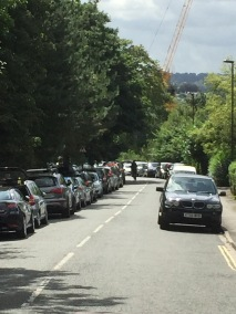 Views on parking policysought.