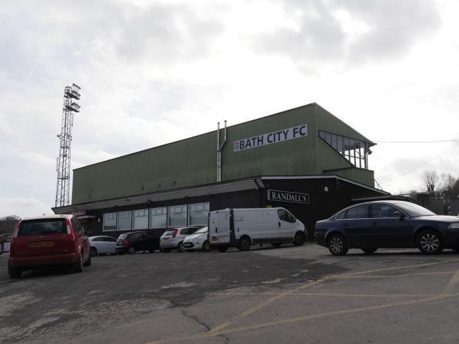 Public meeting regarding Bath City FCownership