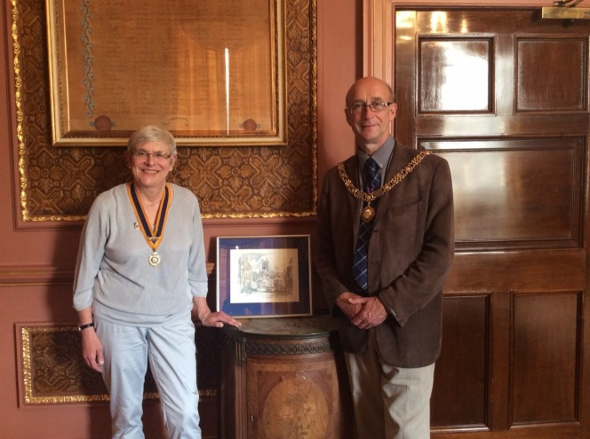 Mayor of Bath's Art Show
