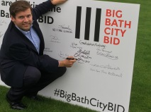 Big Bath City Bid needs another £50,000 to hit target