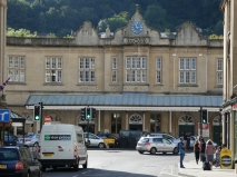 Bath Spa station closure expected during April, 2017