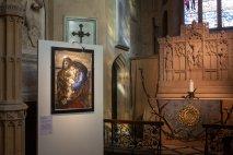 Bath Abbey hosts major show of Christianart.