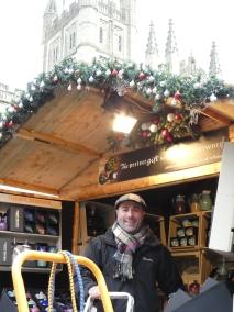 Open for Christmasbusiness