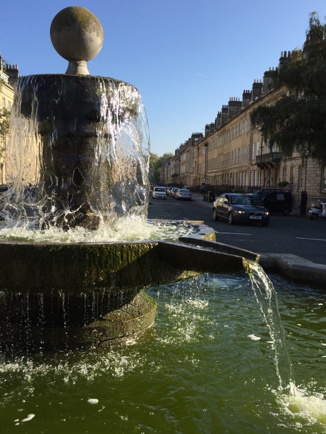 Go with the flow for Bath's future.