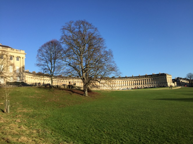 HLF to help fund Royal Crescent celebrations