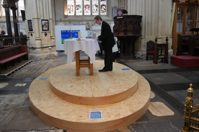 A new focus for Bath Abbey