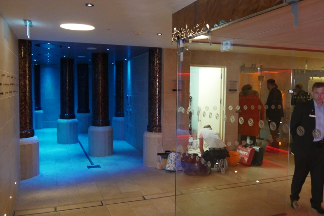 New attractions at Bath's ThermaeSpa