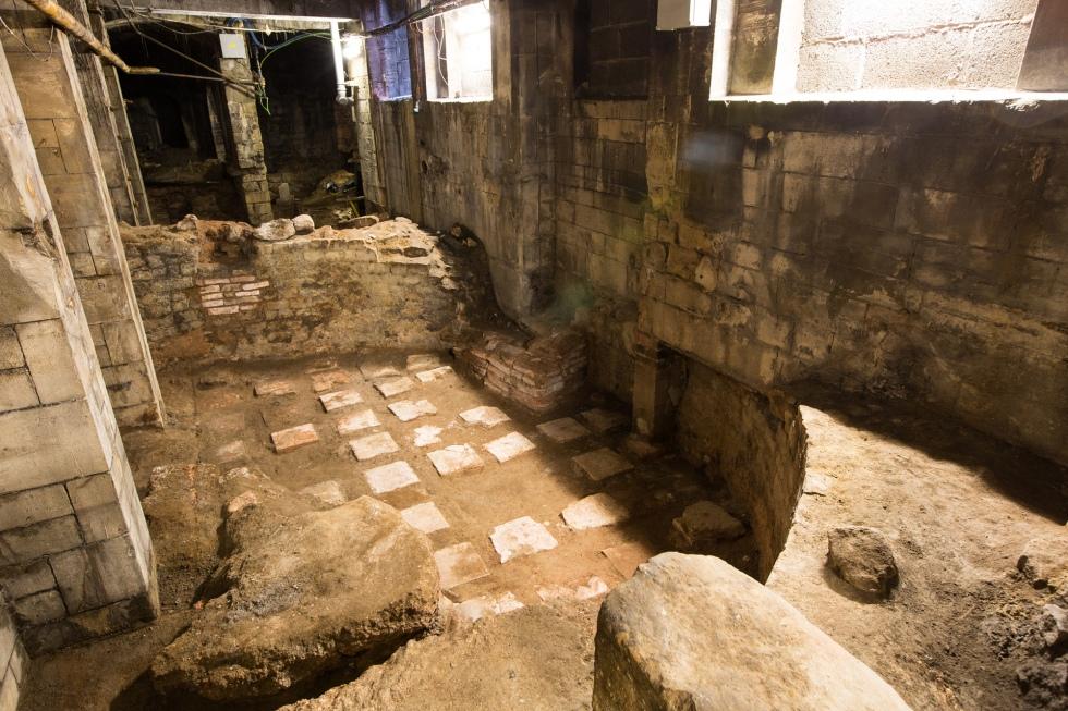 Roman laconicum S