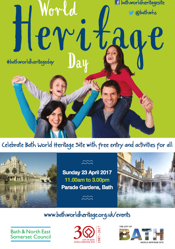 Latest on World Heritage Daycelebrations.